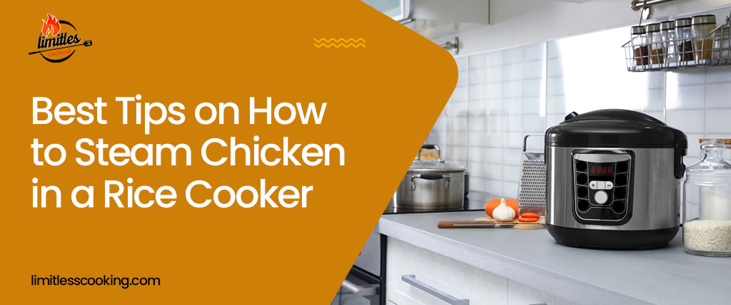 How to Steam Chicken in a Rice Cooker